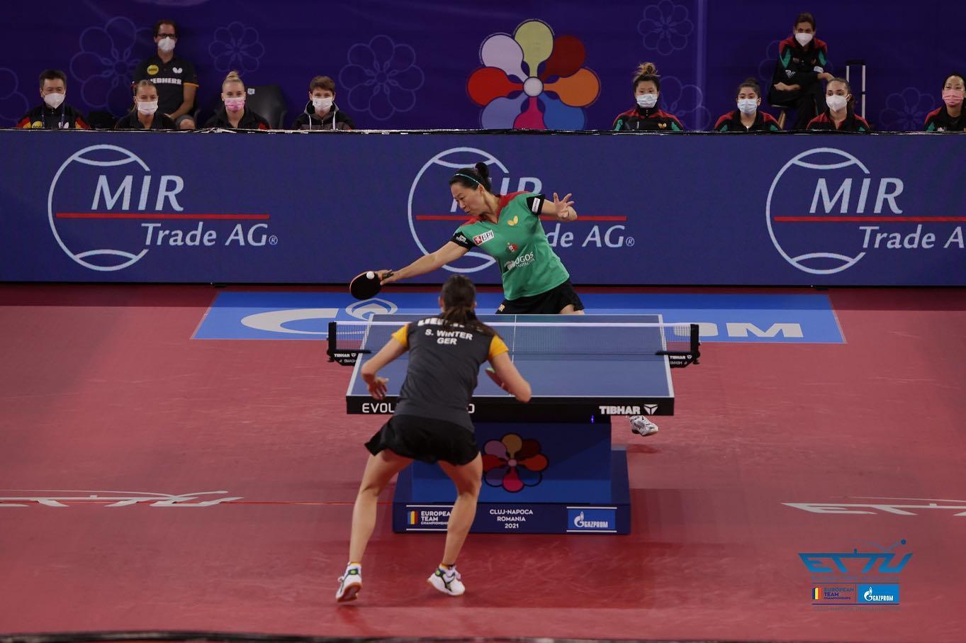 Portugal conquista medalha de bronze no Europeu