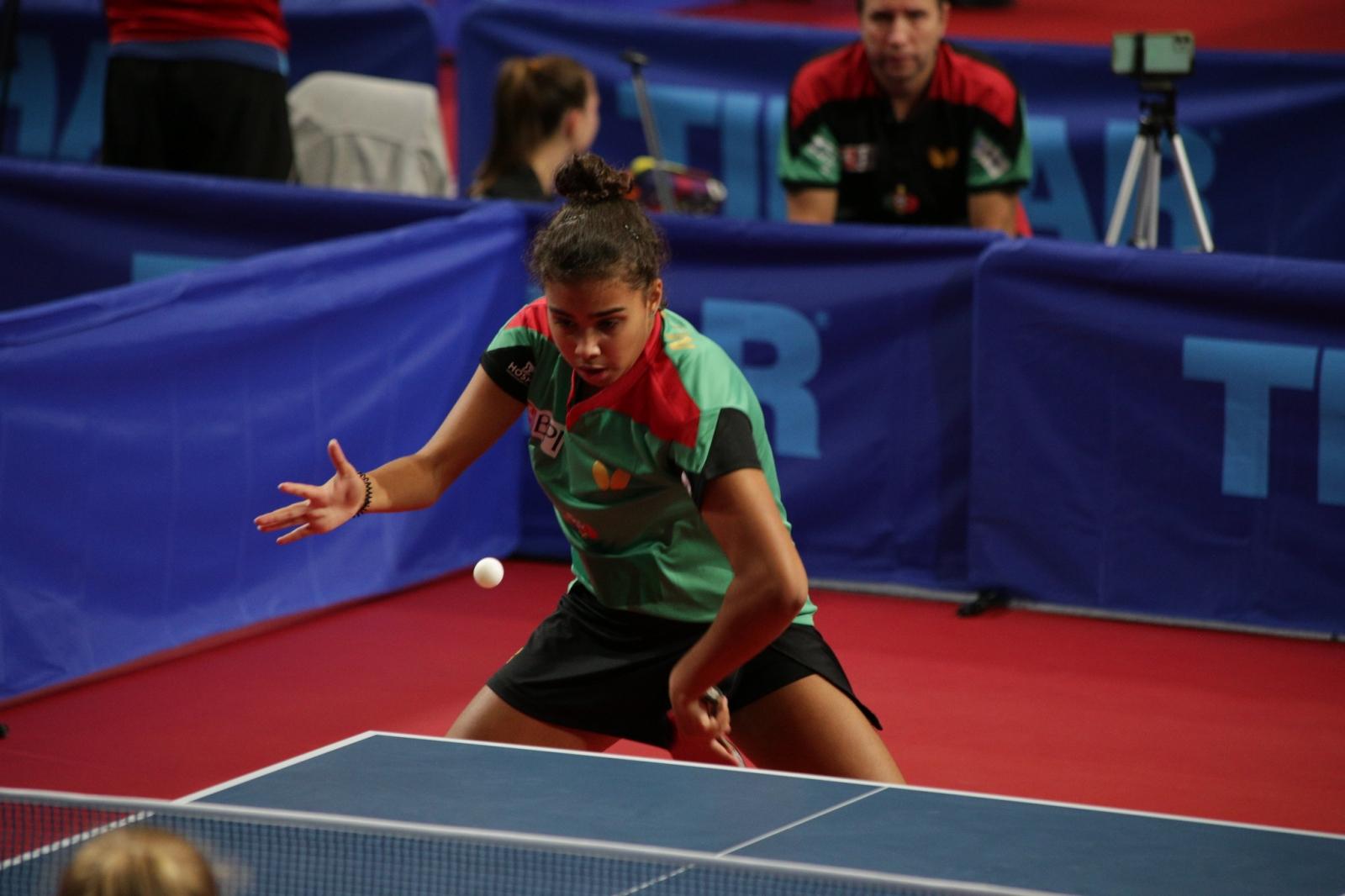 Matilde Pinto alcança 7.º lugar no Top 10 Europeu de jovens