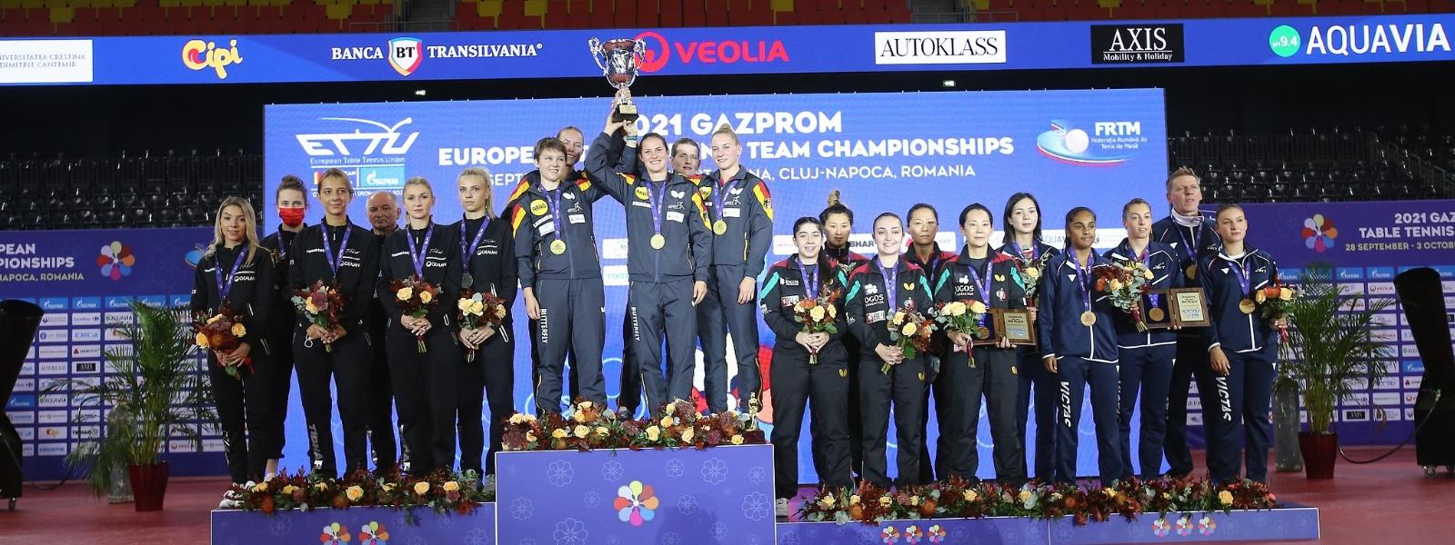 Portugal recebe medalha de bronze em Cluj